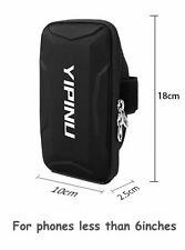 6'' Phone Holder Wallet Outdoor Sports Bag Armband Waterproof Arm Bag