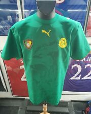 Maillot jersey maglia trikot shirt camiseta cameroon Cameroun 06 08 2006 L etoo