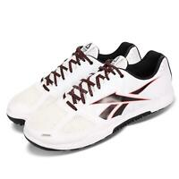 Reebok R CrossFit Nano 2.0 White Black Red Men Cross Training Shoes DV5748