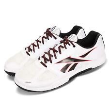 b4ac361aa2c231 Reebok R CrossFit Nano 2.0 White Black Red Men Cross Training Shoes DV5748