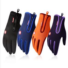 Guantes Invierno Impermeables pantalla táctil Bicicleta Moto touch screen Hot 1x