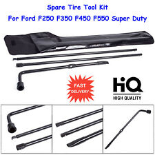 Spare Tire Lug Wrench Tools For Ford F250 F350 F450 F550 Super Duty Pickup Truck
