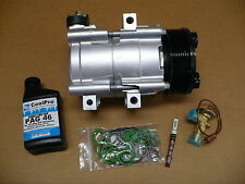REMAN A/C COMPRESSOR KIT 1997-2001 FORD E-150 E-250 E-350 ECONOLINE W/O REAR A/C