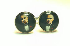 Il PADRINO, vetro a cupola gemelli, i padri Giorno Regalo, Don, Mafia Gangster