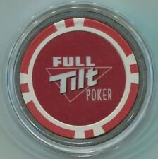FULL TILT POKER chip Card Guard Protector