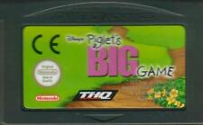 - Piglet's Big Game Game Boy Advance (SP, DS, DS Lite) - gut -