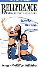 Bellydance for Beginners:learn to Basic Moves ~ NEW VHS