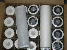 """12 REVERSE OSMOSIS DRINKING WATER FILTER SEDIMENT CARBON CARTRIDGE 2.5"""" X 9.75"""""""
