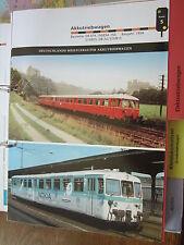 Eisenbahn Lokarchiv Datenblatt AT5:Akkutriebwagen DB ETA 150/ ESAA 150, DBAG 515