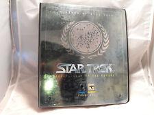 STAR TREK 30 YEARS PHASE 1 COLLECTORS BINDER