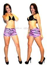 Pantalones cortos de mujer de color principal rosa