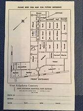 4 PLOTS AVAILABLE $800 EACH: KING SOLOMON MEMORIAL PARK CEMETERY JUDEA SECTION