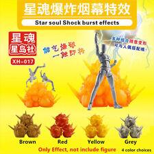 Star Soul Shock burst Effect for Bandai Saint Seiya Dragon ball One piece model
