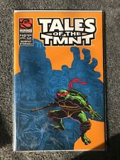 Mirage Comics Tales Of The TMNT #10 Good Condition