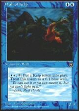 French Wall of Kelp ~ Near Mint Homelands Foreign UltimateMTG Magic Blue Card
