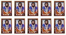 (10) 1992 Legends #43 Bonnie Blair Olympic Speed Skating Card Lot