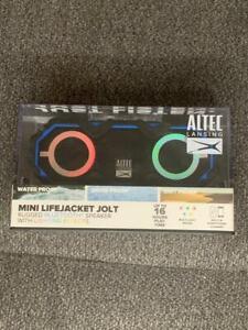 Altec Lansing Mini Lifejacket Jolt Bluetooth Speaker Waterproof Portable Blue