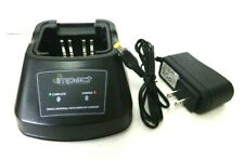 Impact AC-1 Rapid Charger MOT-5/7 for Motorola HT1000 XTS3000 XTS3500 XTS5000