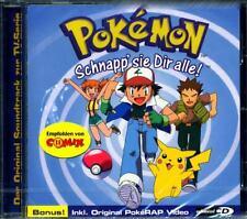 Pokemon - Schnapp sie Dir alle - CD