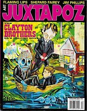 JUXTAPOZ #49 VF Condition