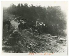 World War I - Vintage 8x10 Publication Photograph - French Tanks