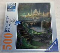Ravensburger BABYLON 500 Piece Jigsaw Puzzle FREE SH Christian Mystical Castle