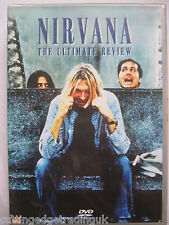 Nirvana - The Ultimate Review [DVD, 2005] NEW SEALED Region 2 PAL