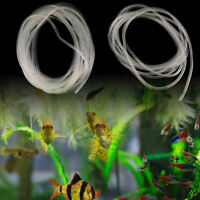 1/5/10m Clear aquarium tube de silicone tuyau d'Oxygène de la pompe à air
