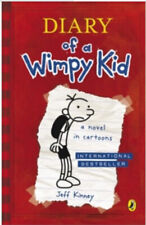 Diary Of A Wimpy Kid (Book 1) by Jeff Kinney (Paperback, 2010)