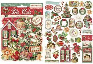 Stamperia Die-Cuts - Classic Christmas