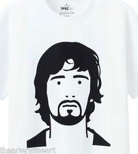 JULIAN OPIE x UNIQLO 'Gary. Popstar.' SPRZ NY Graphic Art T-Shirt M **NWT**