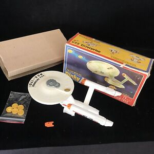 Star Trek ENTERPRISE Dinky Toys 1976 With Original Box VGC