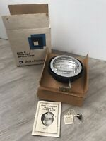 Vintage Bell & Howell Super 8 Movie Light 41969 Box & Instructions Works