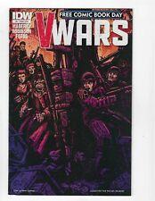 V-WARS #0 - FCBD   EASTMAN COVER   FN/VF   NETFLIX SERIES   FOTOS  