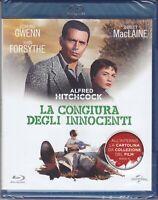 Blu-ray **LA CONGIURA DEGLI INNOCENTI** di Alfred Hitchcock nuovo 1956