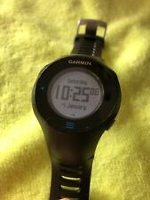 Garmin Forerunner 610 Watch, Black, GPS Touch Screen Running Or Biking