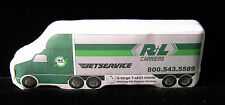 R+L Carriers X-Large Compressed T shirt semi trailer shaped packaging