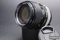 Canon FD 85mm 1:1.8 S.S.C. Objektiv Lens Digital adaptierbar