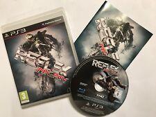 SONY PLAYSTATION 3 PS3 GAME MX Vs ATV REFLEX +BOX & INSTRUCTIONS COMPLETE PAL