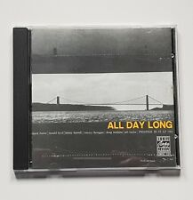 Kenny Burrell/Donald Byrd – All Day Long (CD) – Mint Condition*