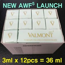Valmont V-Shape Filling Concentrate 3ml x 12 pcs SAMPLES = 36ml - NEW in BOX