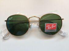 Occhiali da sole Sunglasses Ray-Ban Round size 50-20 Nuovi New SUPER OFFER !!!
