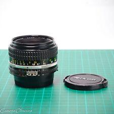 Nikon 50mm f/1.8 Nikkor AI-S Lens (D200 D300 D600 D700 D800 D7000 D7100)
