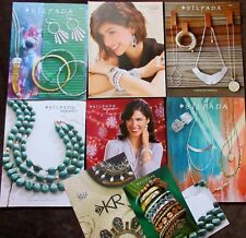 Silpada Designs Catalog Lot plus Extras 2013, 2014, 2015 Jewelry Reference New
