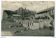 CPA - Carte postale - France - Dieppe -Puys - Les Cabines 1915 (CP3736)