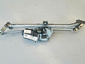 1998-2010 VOLKSWAGEN BEETLE FRONT WINDSHIELD WIPER MOTOR w/ LINKAGE 1C1955023A