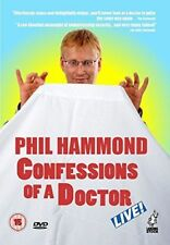 Phil Hammond - Confessions Of A Doctor [DVD] Dr Phil *New & Sealed* FREE UK POST