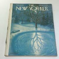 The New Yorker: February 28 1959 Full Magazine/Theme Cover Edna Eicke