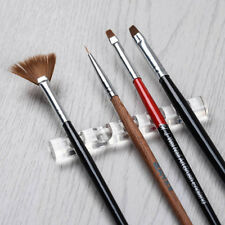 Nail Art Tool Pen/Brush Rack Acrylic Stand Holder Organizers 1Pcs