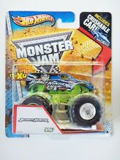 Bounty Hunter Monster Jam Truck (2013) Hot Wheels (Crushable Car)